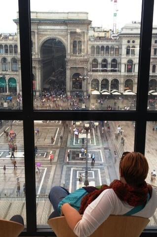 Mediolan, Piazza Duomo