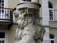 Xawery Dunikowski i jego Kartaginka, Villa la Fleur