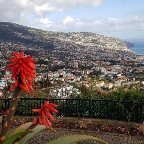 Funchal, główne miasto Madery