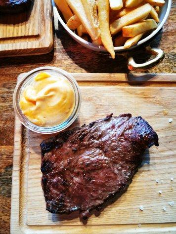 Stek w Meatologia (ul. Krucza)
