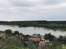 Widok z Zamku w Kazimierzu